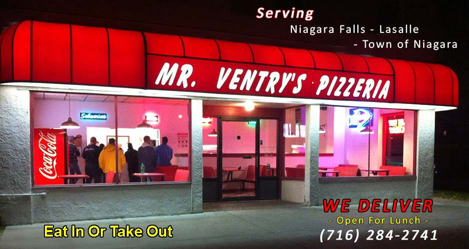 MR. VENTRY'S PIZZERIA